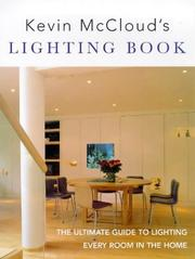 Cover of: KEVIN MCCLOUD/S LIGHTING BOOK | KEVIN MCCLOUD