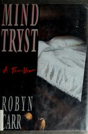 Cover of: Mind tryst