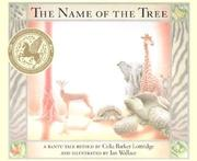 Cover of: The name of the tree