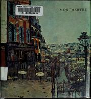 Cover of: Montmartre