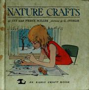 Cover of: Nature crafts