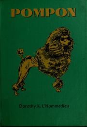 Cover of: Pompon | Dorothy Keasbey L