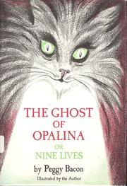 Cover of: The Ghost of Opalina
