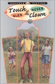 Cover of: Touch of the Clown | Glen Huser