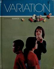 Cover of: Variation