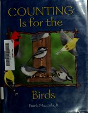 Cover of: Counting is for the birds