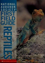 Cover of: First field guide | John Behler