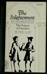 Cover of: The Enlightenment