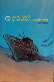 Cover of: Jeppesen's advanced sport diver workbook