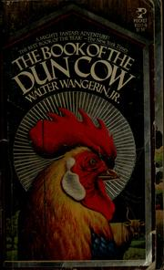 Cover of: The book of the dun cow