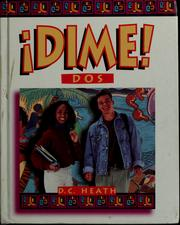 Cover of: Dime! Dos