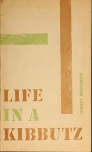 Cover of: Life in a kibbutz