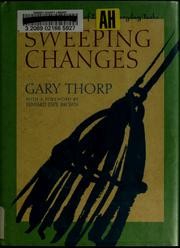 Cover of: Sweeping changes