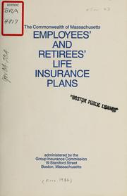 Cover of: The commonwealth of Massachusetts employees