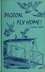 Cover of: Pigeon, fly home!