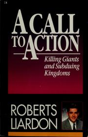 Cover of: A call to action