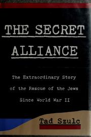 Cover of: The secret alliance