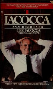 Iacocca by Lee A. Iacocca