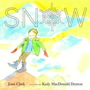 Cover of: Snow | Clark Joan