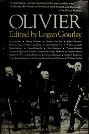 Cover of: Olivier | Logan Gourlay