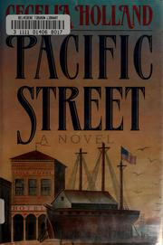 Cover of: Pacific Street