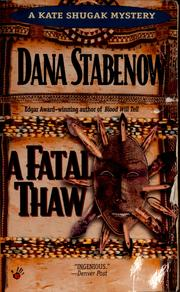 Cover of: A fatal thaw