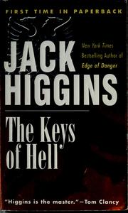 Cover of: The keys of hell | Jack Higgins