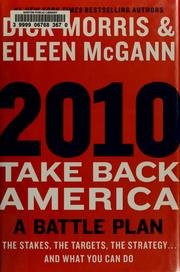 Cover of: 2010 - take back America