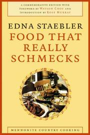 Cover of: Food That Really Schmecks (LW)