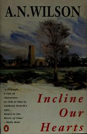 Cover of: Incline our hearts