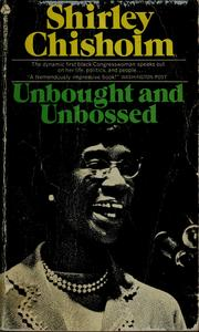 Cover of: Unbought and unbossed