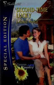 Cover of: Second-time lucky | Laurie Paige