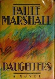 Cover of: Daughters