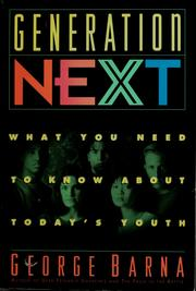 Cover of: Generation next