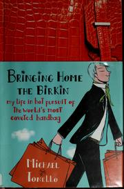Cover of: Bringing home the Birkin
