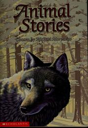 Cover of: Animal stories