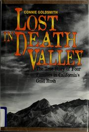 Cover of: Lost in Death Valley