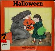 Cover of: Halloween | Miriam Nerlove