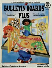 Cover of: Bulletin boards plus