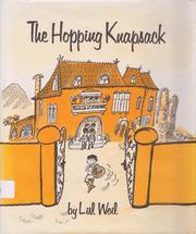 Cover of: The hopping knapsack