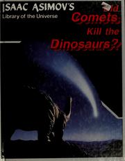 Did comets kill the dinosaurs? by Isaac Asimov