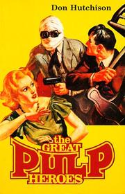 Cover of: The Great Pulp Heroes