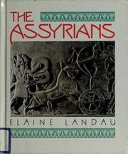 Cover of: The Assyrians