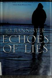 Cover of: Echoes of lies
