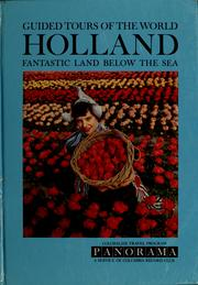 Cover of: Holland | Theodore D. Irwin