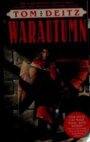 Cover of: Warautumn