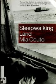 Cover of: Sleepwalking land