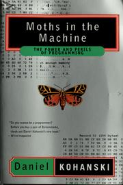 Cover of: Moths in the machine