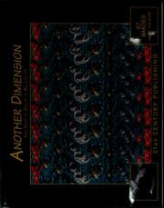 Cover of: Another dimension
