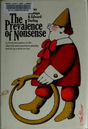Cover of: The prevalence of nonsense